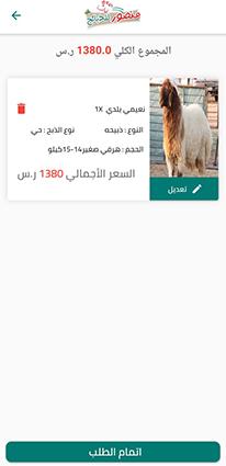 Mobile App Screen