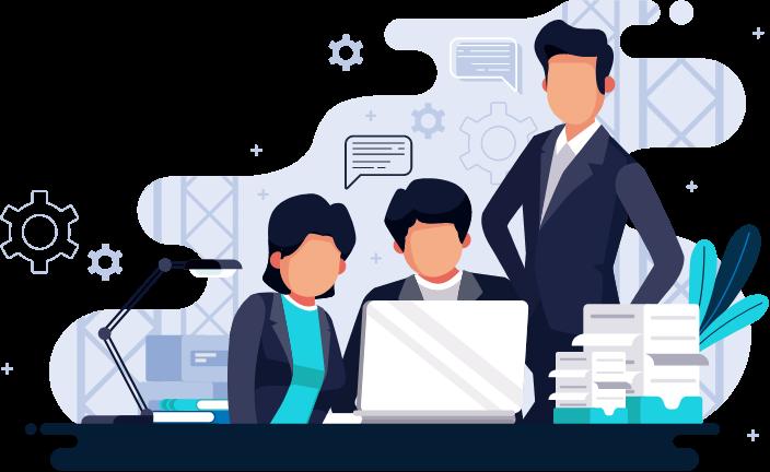 عن فريق ويبستدى من مطورين المواقع وخبراتنا فى المجال التقني